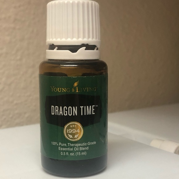 Young Living Other - Young Living Dragon Time Essential Oil Blend